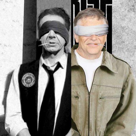 Blindfolds & Cigarettes
