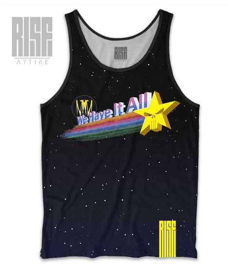 We Have It All Mens Tank Rise Attire