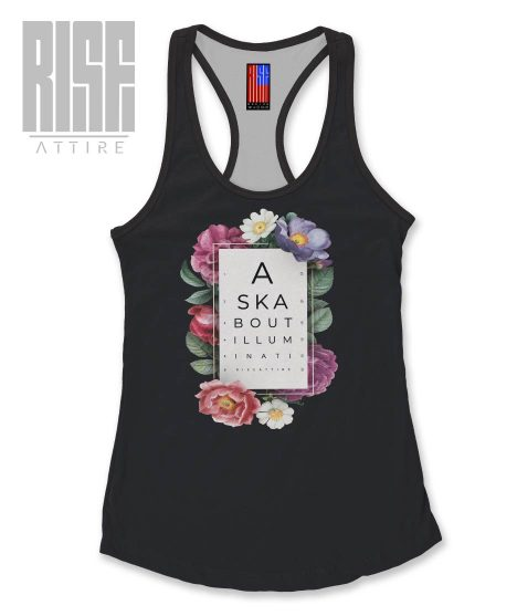 Ask and Ye Shall Receive Womens Tank Rise Attire