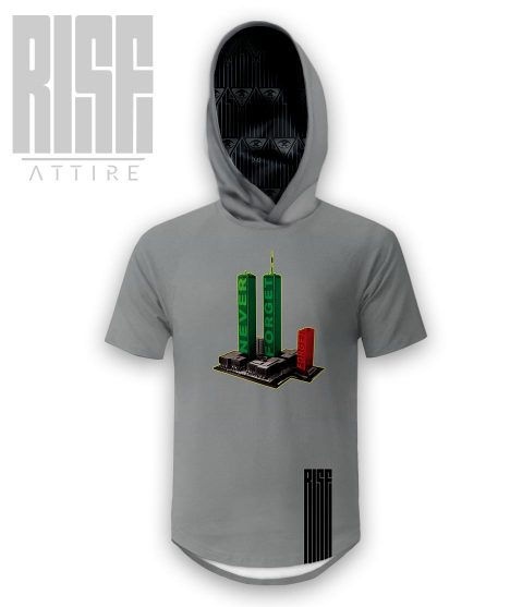 Never Forget [7] Hooded Tee Rise Attire