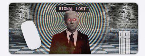 Signal Lost Deskmat Rise Attire